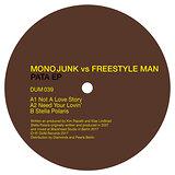 Cover art - Mono Junk vs Freestyle Man: Pata