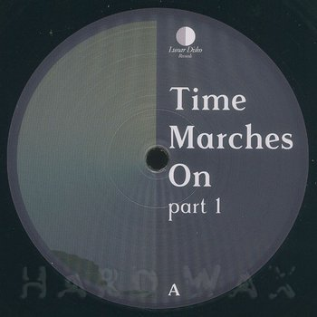 Cover art - Various Artists: Time Marches On Part 1