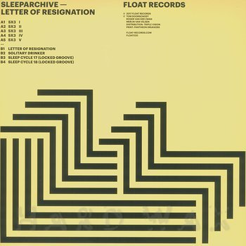 Cover art - Sleeparchive: Letter Of Resignation