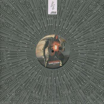 Cover art - Yan Cook: Magnesia