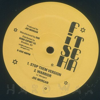 Cover art - Joe Morgan: Stop Them