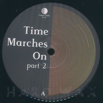 Cover art - Various Artists: Time Marches On Part 2