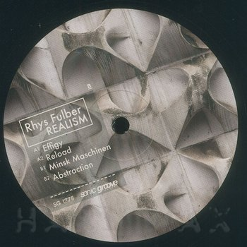 Cover art - Rhys Fulber: Realism