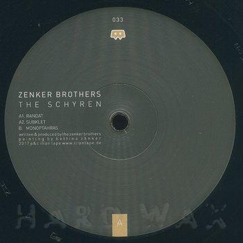 Cover art - Zenker Brothers: The Schyren