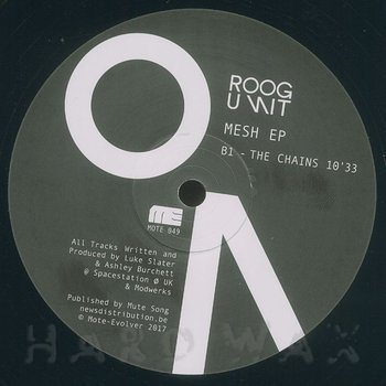 Cover art - Roog Unit: Mesh