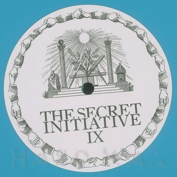 Cover art - The Secret Initiative: IX