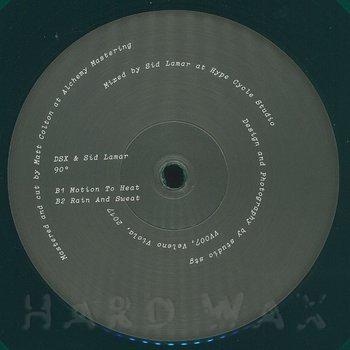 Cover art - DSX & Sid Lamar: 90 Degrees