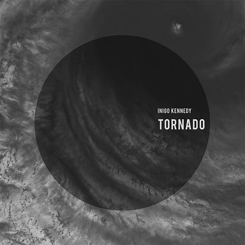 Cover art - Inigo Kennedy: Tornado