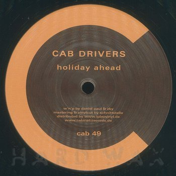 Cover art - Cab Drivers: Alternative Acts