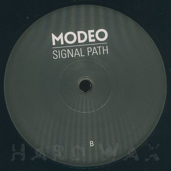 Cover art - Modeo: Signal Path