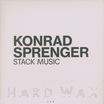 Cover art - Konrad Sprenger: Stack Music