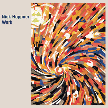 Cover art - Nick Höppner: Work