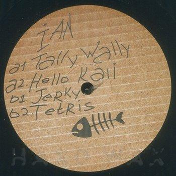 Cover art - Ian: Tally Wally EP