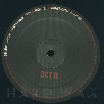 Cover art - Various Artists: Act II