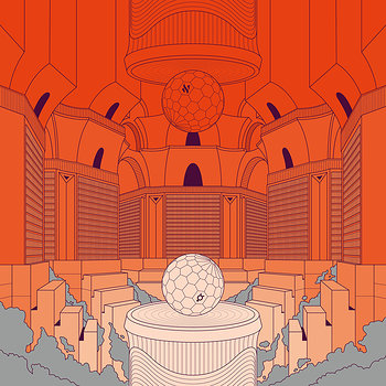 Cover art - r2π: Library Of Babel EP