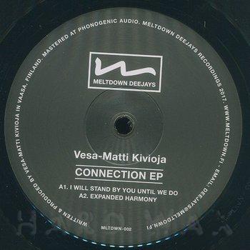 Cover art - Vesa-Matti / Kollektiv Jurmo: Connection EP