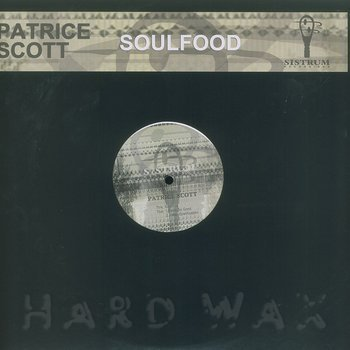 Cover art - Patrice Scott: Soulfood