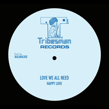 Cover art - Happy Love: Love We All Need