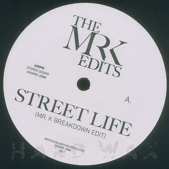 Cover art - Mr. K: Street Life