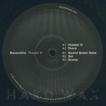 Cover art - Recondite: Theater II