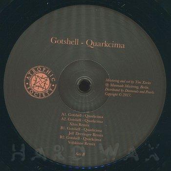 Cover art - Gotshell: Quarkcima