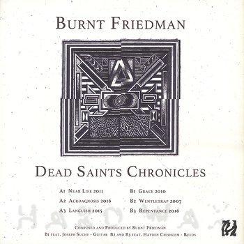 Cover art - Burnt Friedman: Dead Saints Chronicles