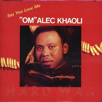 Cover art - Alec Khaoli: Say You Love Me