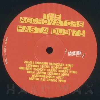 Cover art - The Aggrovators: Rasta Dub 76