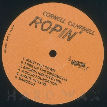 Cover art - Cornel Campbell: Ropin