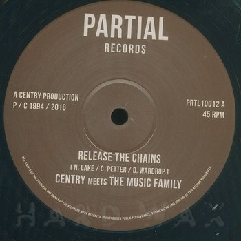Cover art - Centry Meets The Music Family: Release The Chains