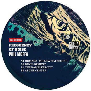 Cover art - Phil Moffa: Frequency Of Noise