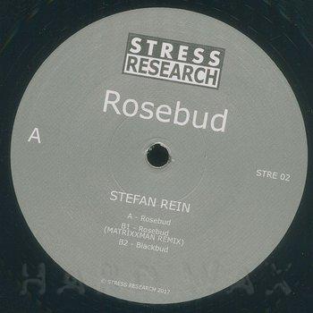 Cover art - Stefan Rein: Rosebud