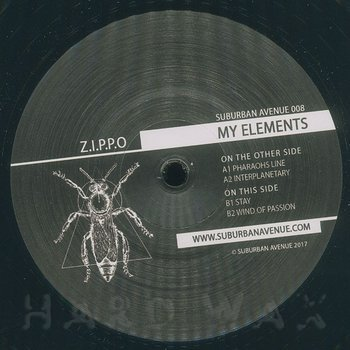 Cover art - Z.I.P.P.O.: My Elements