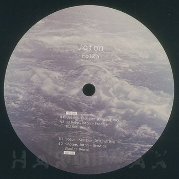 Cover art - Joton: Folka