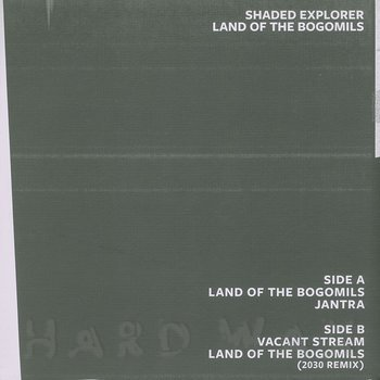 Cover art - Shaded Explorer: Land Of The Bogomils