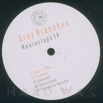 Cover art - Grey Branches: Neuroclaps LP