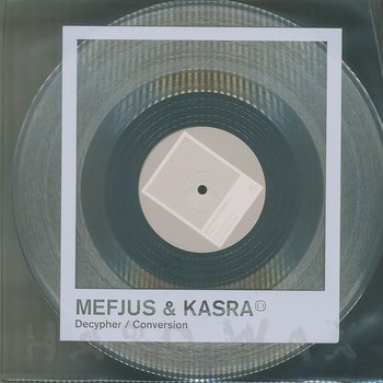 Cover art - Mefjus & Kasra: Decypher