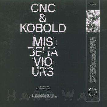 Cover art - CNC & Kobold: Misbehaviours