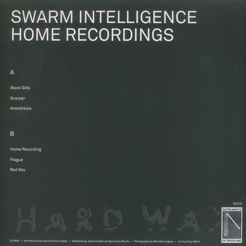 Cover art - Swarm Intelligence: Home Recordings