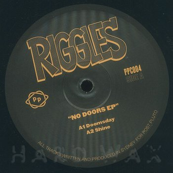 Cover art - Riggles: No Doors