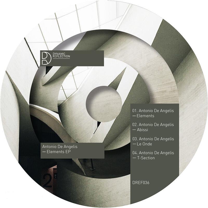 Cover art - Antonio De Angelis: Elements
