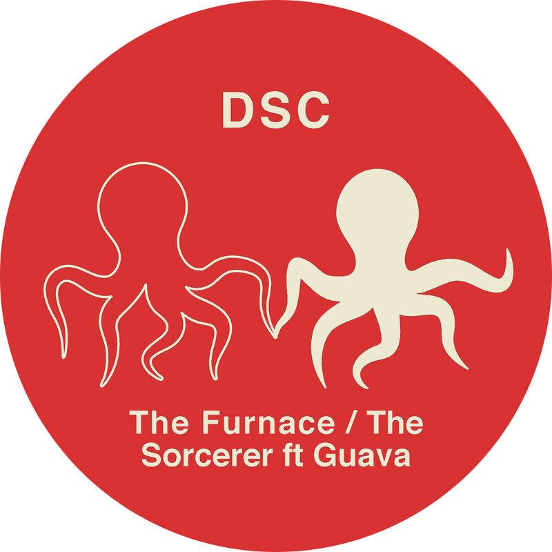 Cover art - DSC: The Furnace