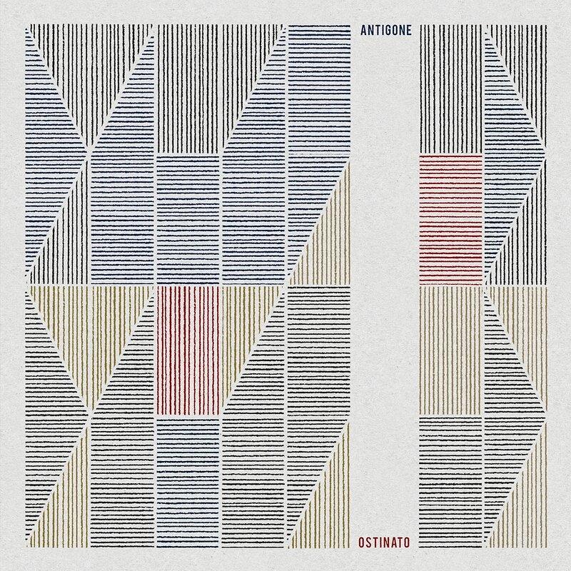 Cover art - Antigone: Ostinato