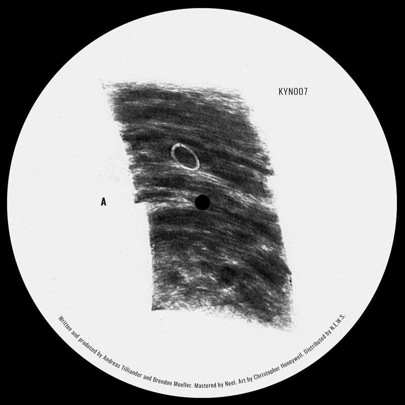 Cover art - TM404 & Echologist: Bass Desires