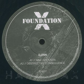 Cover art - Djinn: Dark Reference