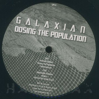 Cover art - Galaxian: Dosing The Population