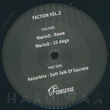 Cover art - Warind / Ascorbite: Faction Vol. 2