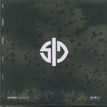 Cover art - Kavaro: Thiera