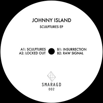 Cover art - Johnny Island: Sculptures