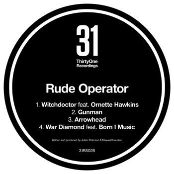 Cover art - Rude Operator: Witchdoctor